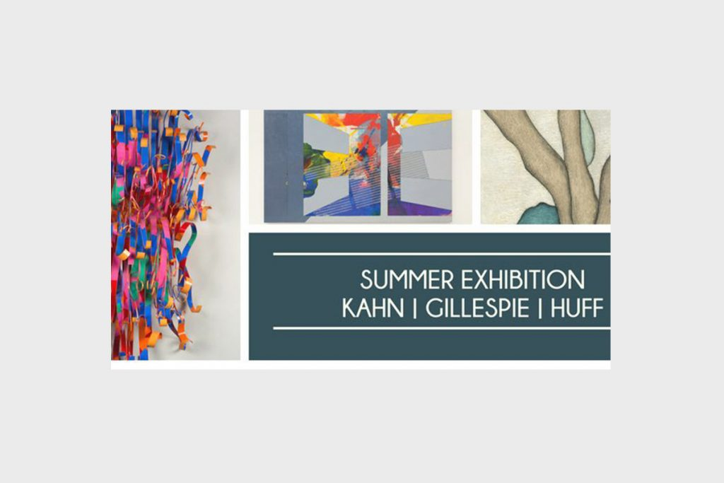Thank You to our Donors for Supporting our Summer Exhibition