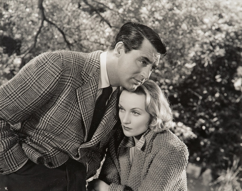 Cary Grant and Carole Lombard,  In Name Only (1939), RKO Radio Pictures, Directed by John Cromwell
