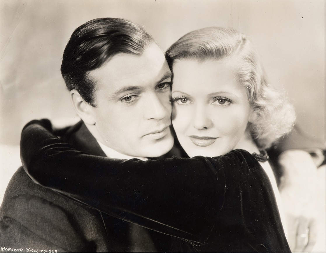 Gary Cooper and Jean Arthur, Mr. Deeds Goes to Town (1936), Columbia Pictures, Directed by Frank Capra