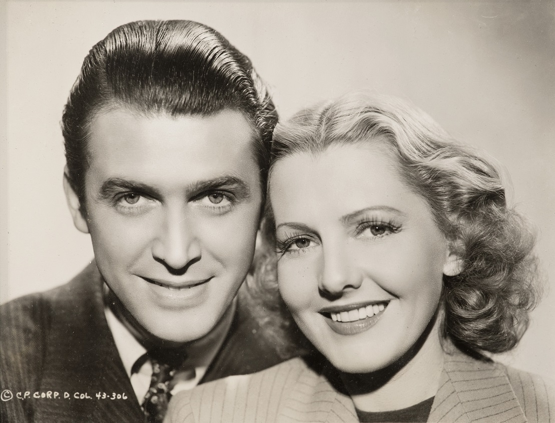 James Stewart and Jean Arthur,  Mr. Smith Goes to Washington (1939), Columbia Pictures, Directed by Frank Capra