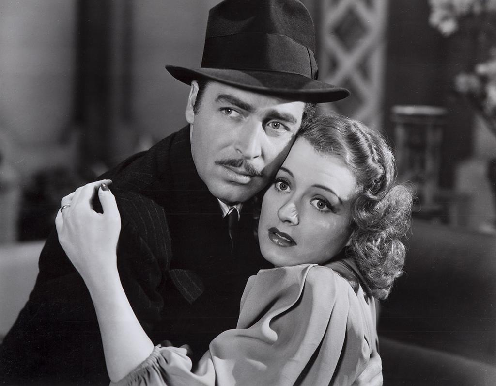 John Howard and Ellen Drew