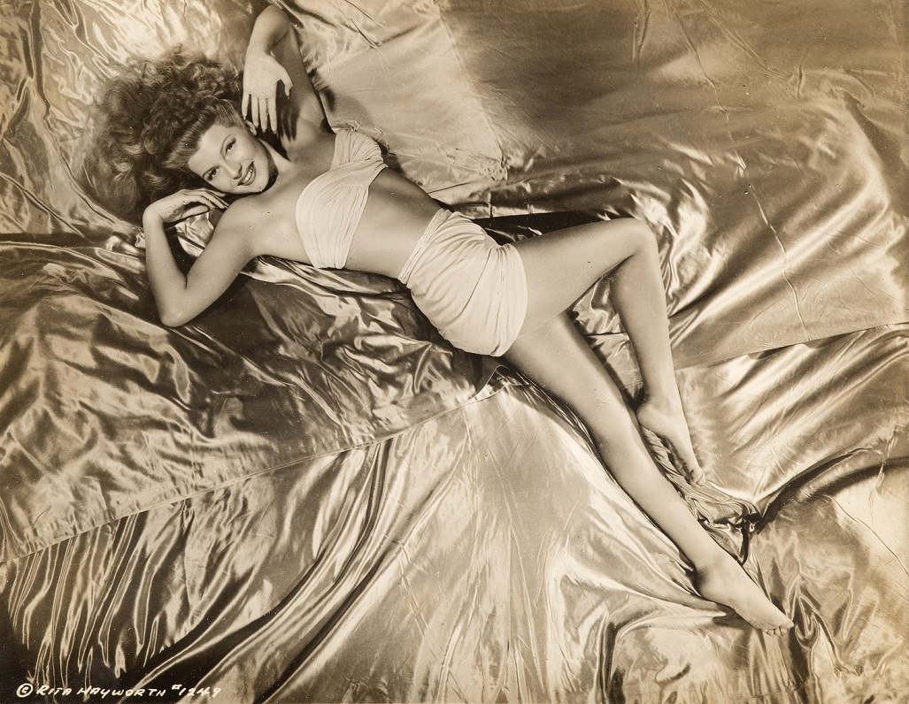 Rita Hayworth, Cover Girl (1944), Columbia Pictures, Directed by Charles Vidor